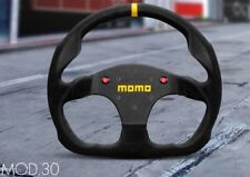 Momo Mod 30 Series with Buttons Suede Steering Wheel 320mm - Genuine Item - Race