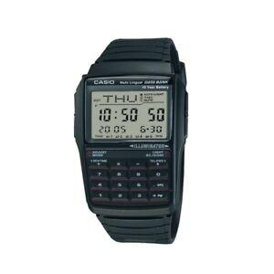 CASIO DBC-32-1A Data Bank,Taschenrechner,Uhr,Digital Watch retro vintage