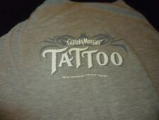 Captain Morgan Tattoo Shirt ( Used Size XL/L ) Nice Condition!!!