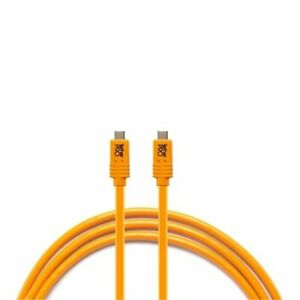 Tether Tools TetherPro USB-C to USB-C for Phase One, 15'(4.6m) Cable CUCP15-ORG