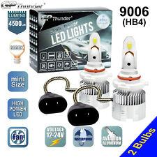 GP Thunder mini CSP LED Headlight 9006 HB4 6000K Low Beam Fog Bulb White 2 Bulbs