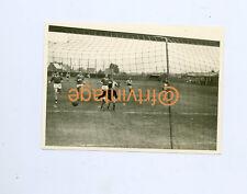 Vintage Foto Photo Männer Fußball spielen
