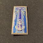 Original French Indochina War Enameled Tonkin Transmissions Badge
