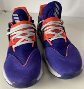 Adidas James Harden Basketball Shoe Vol. 4 NEW GCA Phoenix Suns Colorway 9 1/2