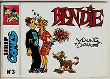 Strip Comics nº  3: BLONDIE (tiras 1986) de Dean Young y Stan Drake. Ed. ESEUVE.