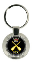 Sea Cadets SCC Drill instructor Badge Key Ring