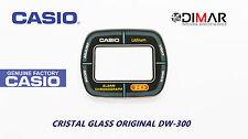 VINTAGE GLASS CASIO DW-300 NOS