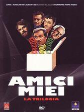 Amici Miei - La trilogia (3 DVD) - ITALIANO ORIGINALE SIGILLATO -