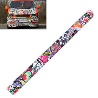 "Car 60""x20"" JDM illest Stickerbomb Graphics Cartoon Vinyl For Wrap Sticker Decal"