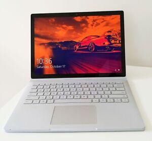 "Microsoft Surface Book 2 Laptop - i7, 8GB Ram, 256GB SSD, Nvidia GTX1050, 13.5"""