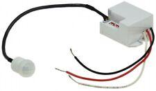 Mini Bewegungsmelder Einbau Sensor 12V für LED Unterputz PIR Caravan Camping KFZ