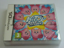 KIRBY MASS ATTACK NINTENDO DS BRAND NEW FACTORY SEALED