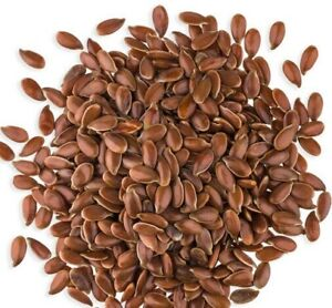 Linseed 25kg Best Quality Whole Brown Linseed Flax Seed Free Next Day Delivery