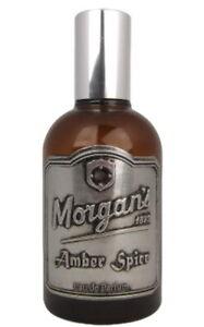 MORGAN'S AMBER SPICE Eau de Parfum 50ml Herren EDP orientalisch made in ENGLAND
