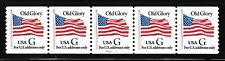 1994 Sc 2890 G Rate (32c) Pnc5 plate number A2223 Mnh Old Glory