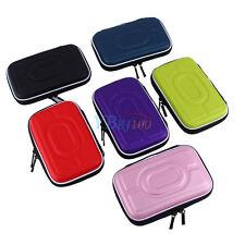 Impermeabile Custodia Borsa Bag Case Per 2.5'' Hard Drive Disk Esterno HDD