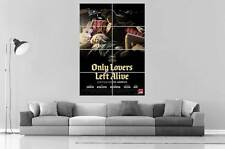 ONLY LOVERS LEFT ALIVE OFFICEL AFFICHE  Poster Grand format A0 Large Print