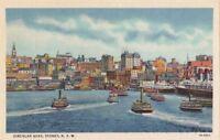 Postcard Circular Quay Sydney Australia