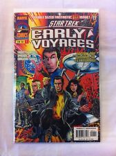 Star Trek - Early Voyages #1 Comic Book Marvel 1997
