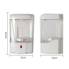 700ml Sensitive IR Sensor Soap Dispenser Wall Mounted Toilet Touchless Automatic