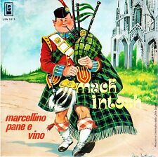 "MACKINTOSH + MARCELLINO PANE E VINO  ""Boys group""  45 GIRI"