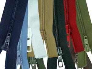 teilbarer Reißverschluss Kunststoff,Jacken