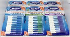 Wisdom Interdental 6 Packs - Wisdom Clean Between 20 Interdental Brushes
