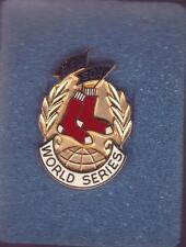 Vintage Original 1986 World Series Boston Red Sox Press Pin