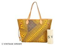 Louis Vuitton Monogram Pumpkin Dots Neverfull MM Tote Bag M40685 - G00930