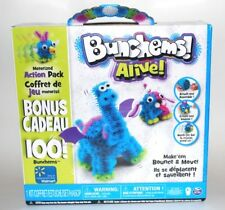 Bunchems Alive Motorized Action Pack Toy Ages 4+ Creative Learning Spin Master