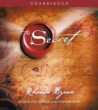 The Secret  Audio by Rhonda Byrne Life Positive 4 Cd Set Happiness Health