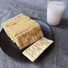 10 Artificial Cookies Soda Cracker Faux Chocolate Cream Sandwich Fake Food decor