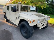 2001 Am General 1045A2 Hmmwv Humvee H1 6.5 4 speed Slantback Title + Plates!