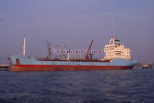 SLCB0157 - Danish Tanker - Hulda Maersk - Fujichrome Slide