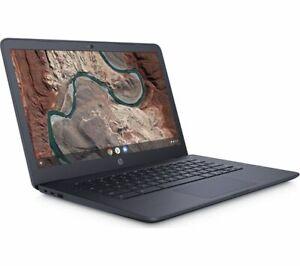 """HP 14-db0500sa Chromebook 14"""" Inch AMD A4, 4 GB RAM, 32 GB eMMC - Chrome OS Blue"""