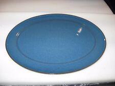 """Denby Boston 14"""" Oval Serving Platter, New"""