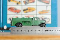 #Antique Toy# Dinky Toy Diecast Pertol Truck Green Meccano LTD United Kingdom