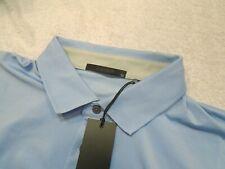 Greyson Golf Performance Fabric Katonah Wolf Blue Polo Golf Shirt NWT  XL $95