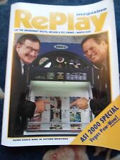 coin-op Amusements march 2000 REPLAY MAGAZINE:vol 15 number6