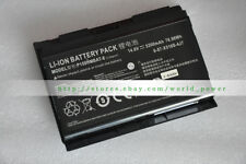 New Genuine 6-87-X510S-4J7 battery For CLevo P150HM P151HM Sager NP8150 NP813