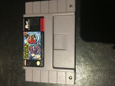 MARIO'S TIME MACHINE SNES SUPER NINTENDO GAME TESTED & WORKING