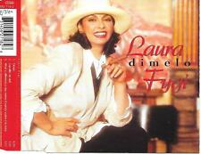 LAURA FYGI - Dimelo CD SINGLE 3TR Holland 2000 (MERCURY) RARE