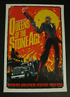 QUEENS OF THE STONE AGE MELBOURNE 2008 POSTER ONLY 450 not cd vinyl shirt