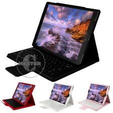 """DETACHABLE BLUETOOTH FULL KEYBOARD COVER LEATHER CASE STAND for iPAD PRO 12.6"""""""