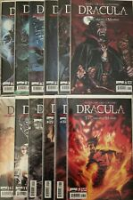 Dracula:  The Company of Monsters complete series (Boom! Studios, 2010-2011)