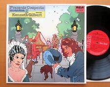 LHL1 5048 Couperin Complete Harpsichord Works Vol. 5 Kenneth Gilbert NEAR MINT