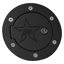 For Toyota Tundra 07-18 RBP RX-2 Series Locking Black Gas Cap Cover