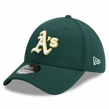 Oakland Athletics New Era MLB Team Classic 39THIRTY Curve Hat - Green