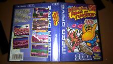 # ToeJam & Earl 2: pánico en funkotron (alemán) - Sega Mega Drive/MD-Top #