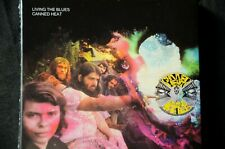 Canned Heat Living The Blues Double Digipak CD New + Sealed